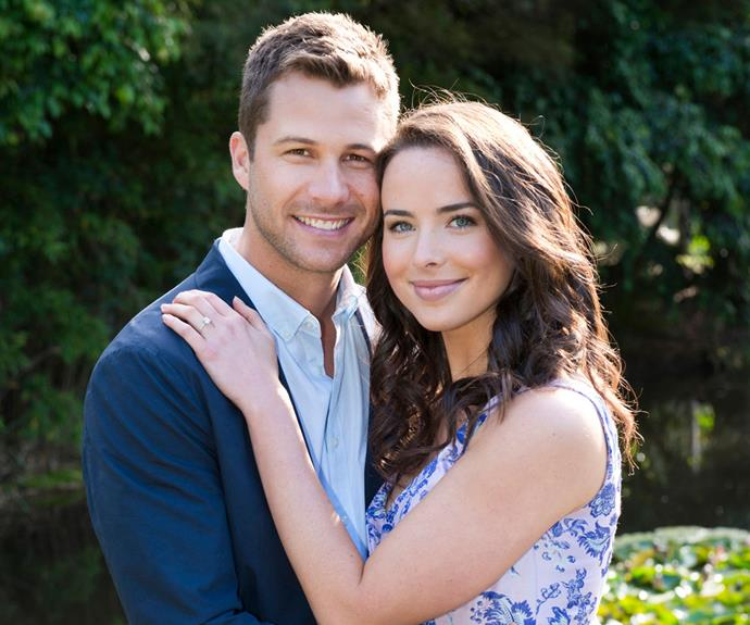 **Ashleigh Brewer - Neighbours** <br><br> Ashleigh starred as Kate Ramsay from 2009 to 2014, when she was killed off.  <br><br> Kate was shot shortly after accepting a proposal from her boyfriend Mark. Yup, the same Mark as the one mentioned just above - the guy can't catch a break!