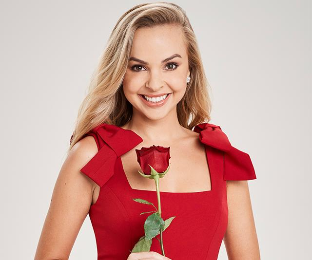 Australia will fall head over heels in love with Angie! *(Source: Network Ten)*
