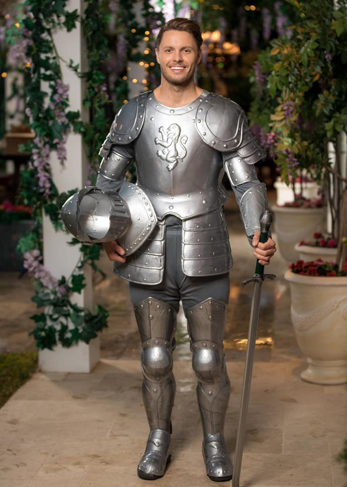 Todd was Ali's knight in shining armour last year but still left the show heartbroken.