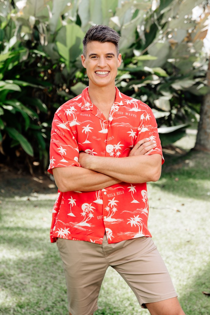 **Bill Goldsmith** <br><br> **Season:** Ali Oetjen, 2018 <br><br> **Best known for:** Initially appearing as a sweetheart on Ali's season of *The Bachelorette* before deciding to introduce Ali to his ex Amy during the hometown visits.  <br><br> **Instagram:** @bill.michael.goldsmith