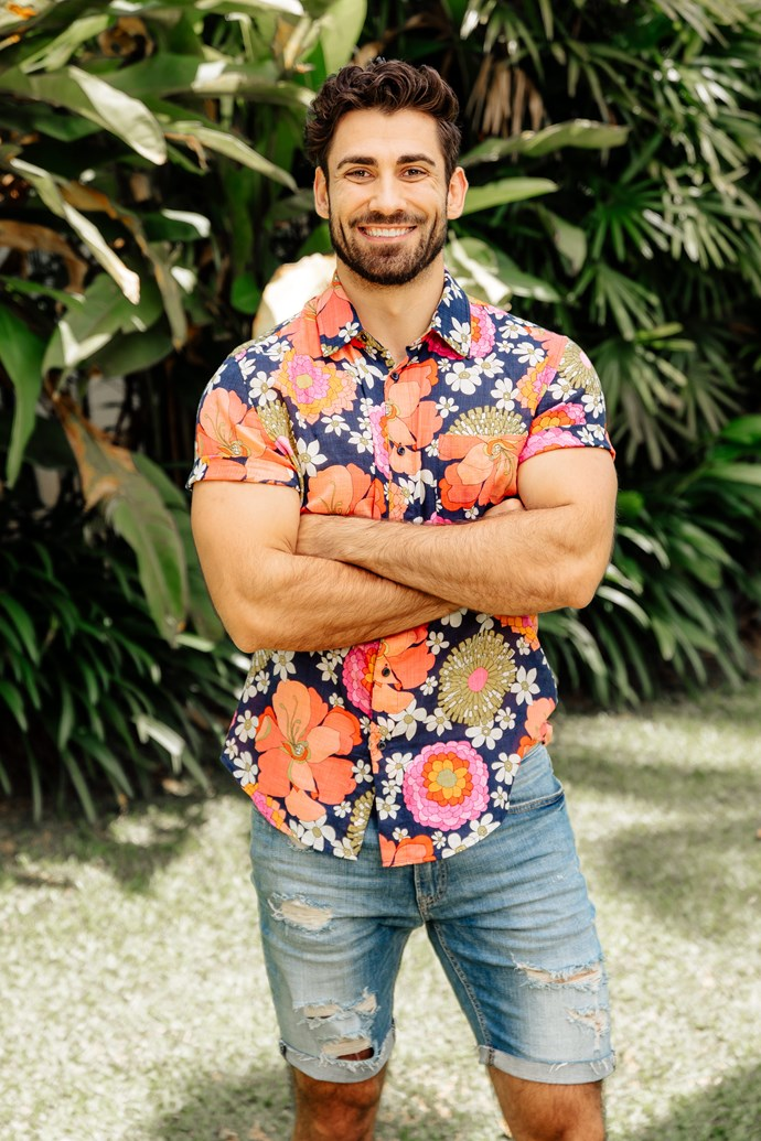 """**Alex Bordyukov** <br><br> **Season:** *The Bachelorette* US Season 13 (Rachel's season) <br><br> **Best known for:** Flying under the radar on the 2017 offering of *The Bachelorette*. He's just quirky, fun personality, funky dresser. He's…a really smart guy. He has a really high I.Q.,""""Rachel Lindsay revealed.  <br><br> **Instagram:** @alex_bordy"""