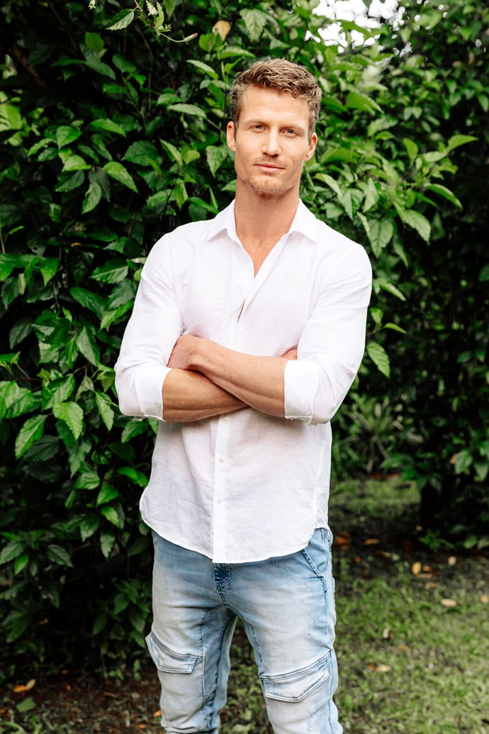 """**Richie Strahan, 33, WA** <br><br> **Season:** *The Bachelor*, 2016 and Sam Frost's season of *The Bachelorette*, 2015 <br><br> **Best known for:** His break-up with Alex Nation, *that* chocolate bath and more than likely, [being on this season of *BIP* with his ex](https://www.nowtolove.com.au/reality-tv/bachelor-in-paradise/bachelor-in-paradise-new-cast-54557