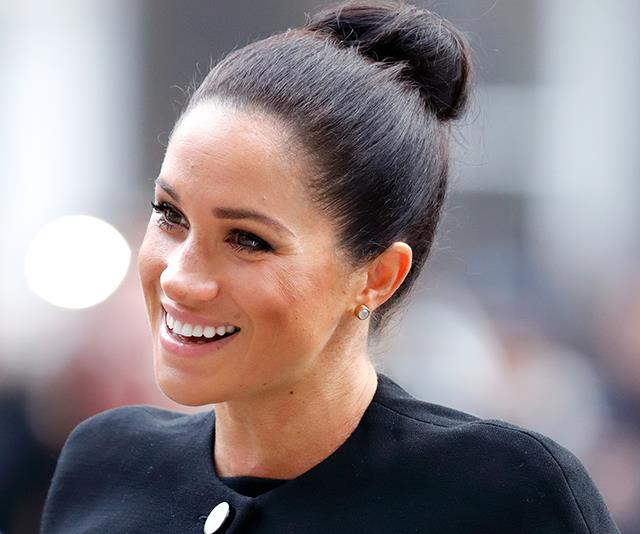 We'll take any beauty cues from this stunning Duchess. *(Image: Getty)*