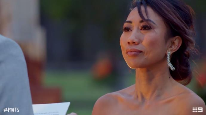 At this point, Ning was none the wiser. *(Source: Channel 9)*