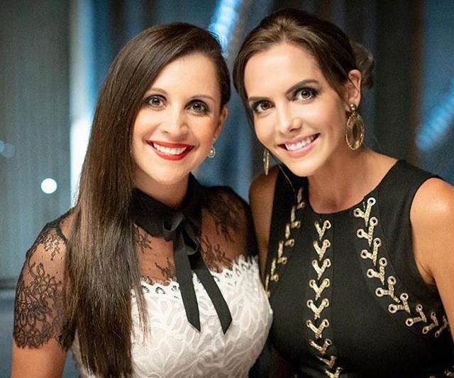 Veronica and Piper are still friends. *(Image: Channel Seven)*