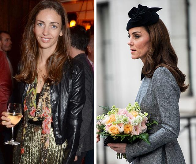 Royal commentator Richard Kay says the reports are false. *(Images: Getty)*