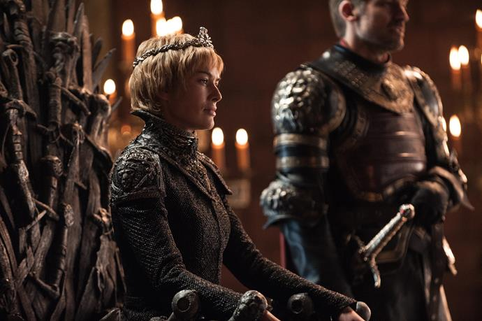 Will Cersei die in the final season? (Image: Game of Thrones).