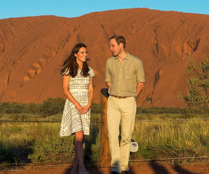 And Will and Kate followed suit in 2014. *(Image: Getty Images)*