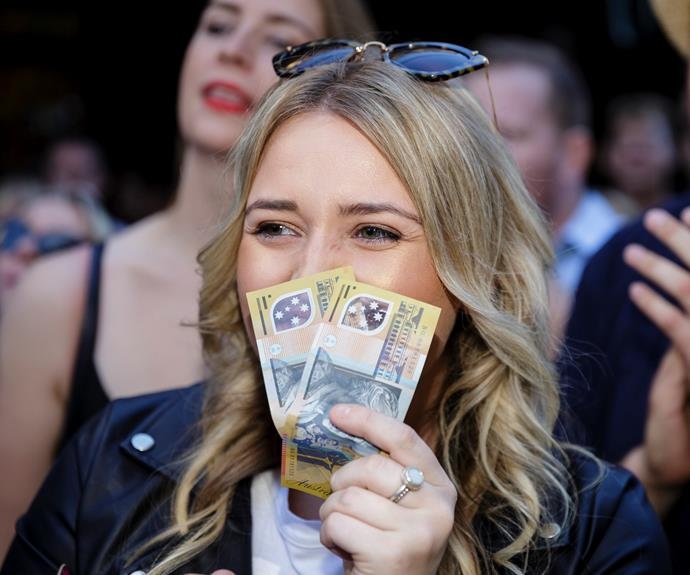 You could win big on Anzac Day by playing two-up! *(Image: Getty)*