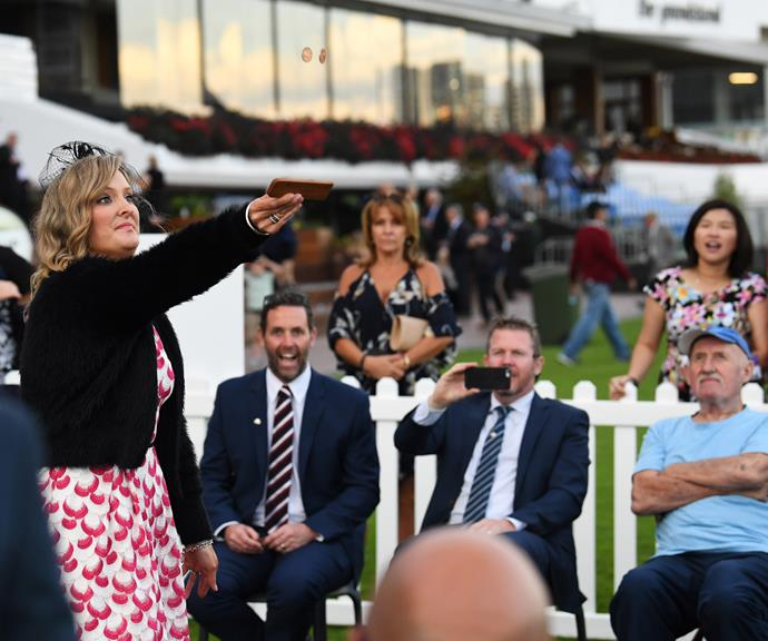 In some states, you can only play two-up at the races.*(Image: Getty)*