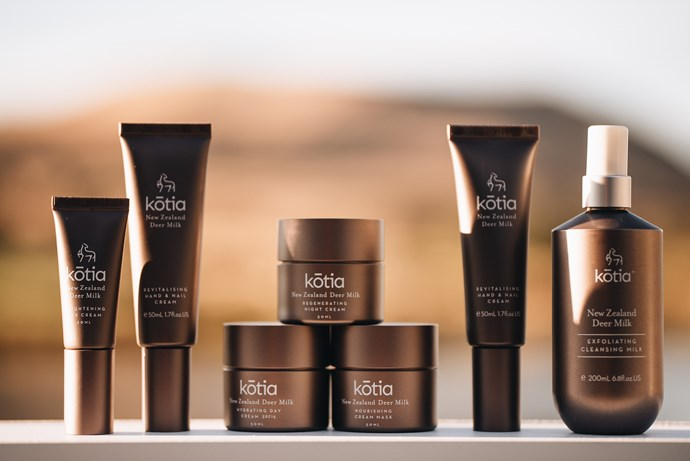 Kotia products will be available from Priceline in April. *(Image: Supplied)*