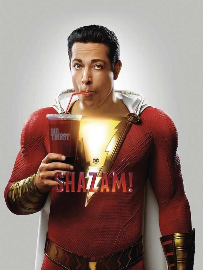 *Shazam!* 2019 Poster *(Image: Warner Bros. Entertainment)*
