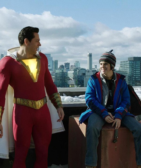 *Shazam!* is action-packed and has it's share of funny moments. *(Image: Warner Bros. Entertainment)*