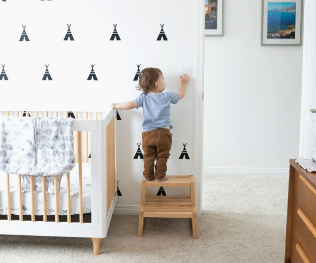 Purchasing your cot from a reputable retailer gives you peace of mind. *Image: Getty.*