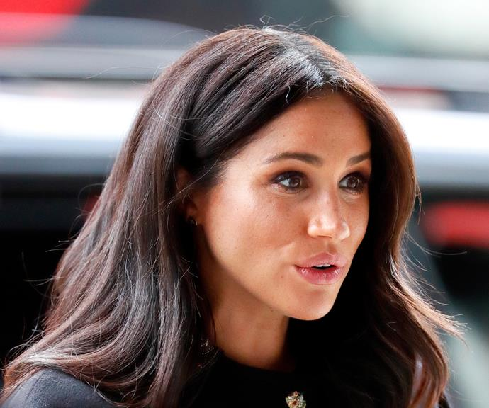 Meghan has been unable to escape negative rumours over the past few months. *(Image: Getty)*