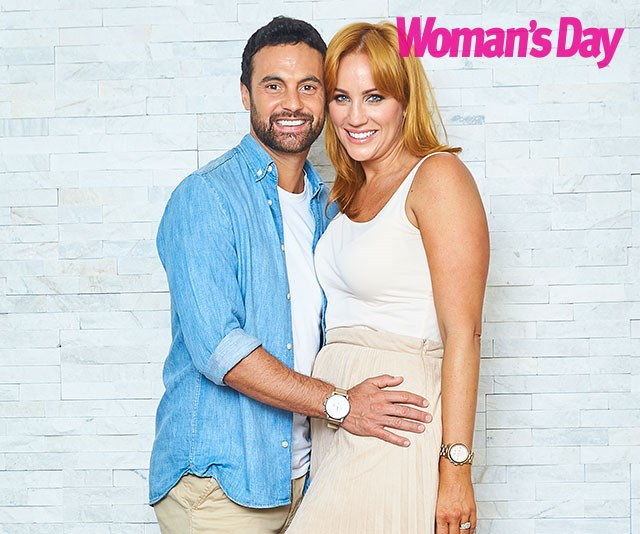 Cam and Jules' love story has captivated the nation. *(Image: Exclusive to Woman's Day/Phillip Castleton/bauersyndication.com.au)*