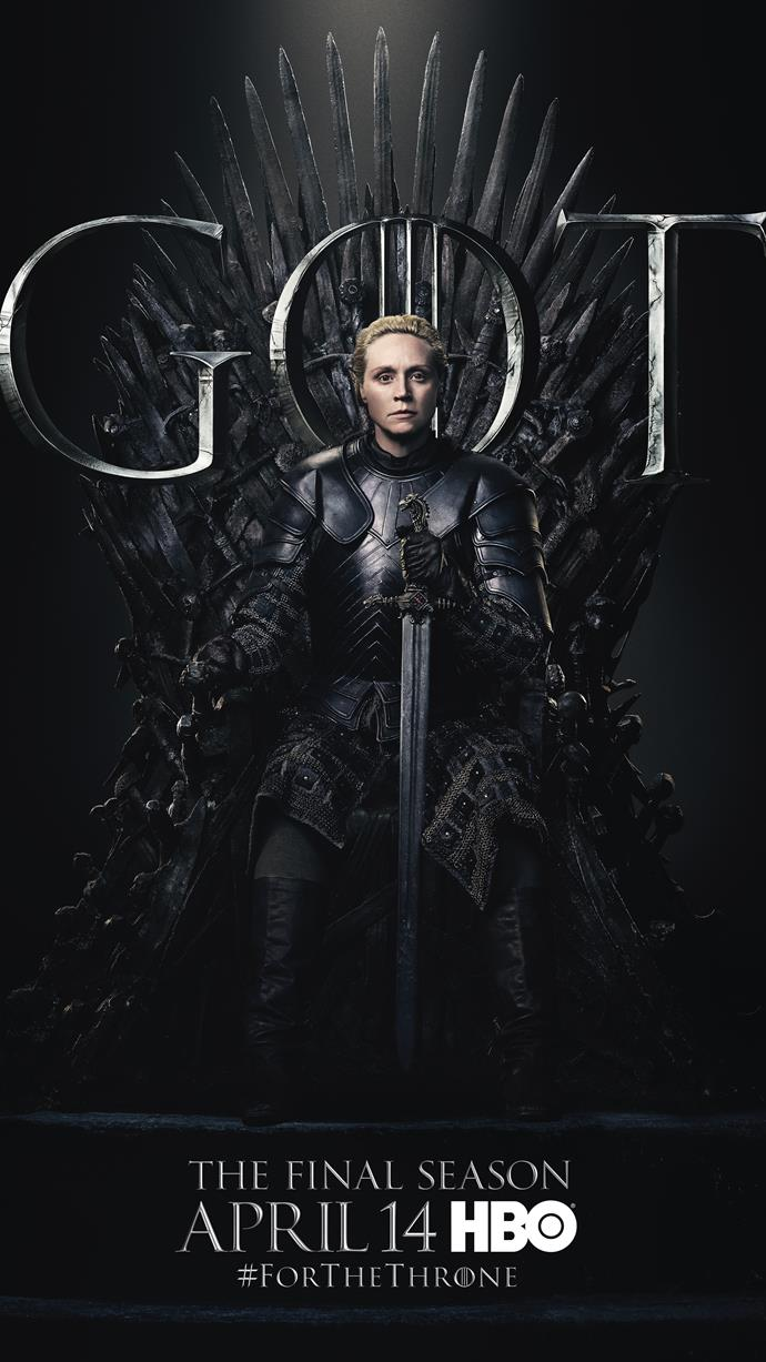 Promotional poster for season 8 *(HBO)*