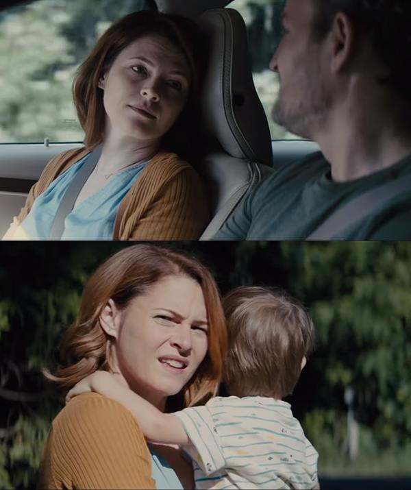 Amy Seimetz stars as Rachel Creed. *(Paramount Pictures)*