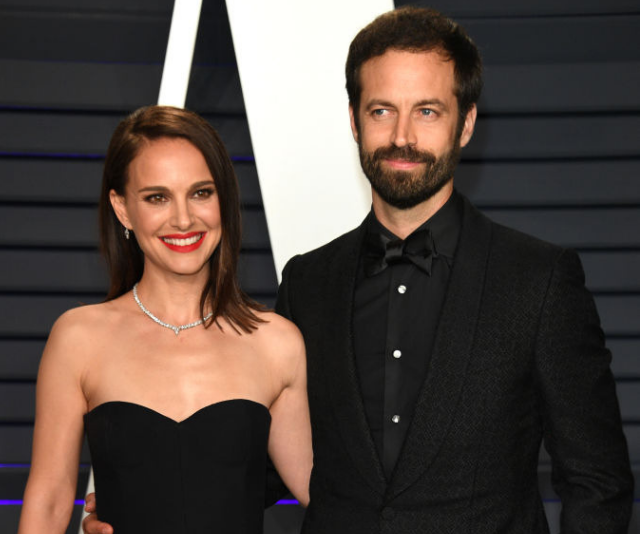 **Aleph:**  Natalie Portman and Benjamin Millepied chose the name, Aleph which is the first letter of the Hebrew alphabet for their son. *Image: Getty.*