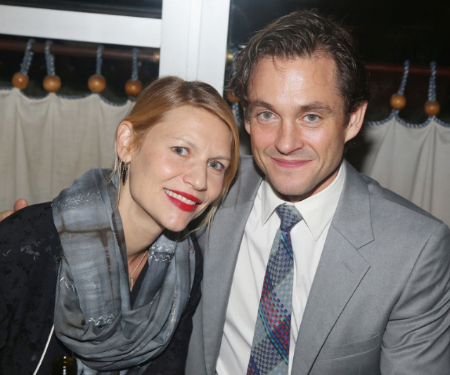 """**Cyrus:** *Homeland* star Claire Danes and husband Hugh Dancy opted for Cyrus, which means, """"one who gives care"""" for their son. *Image: Getty.*"""