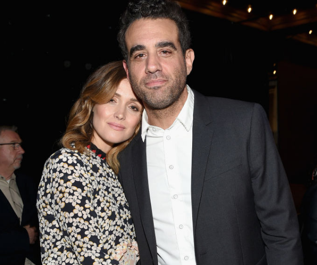 """**Rocco:** Australian star, [Rose Byrne and her partner Bobby Cannavale](https://www.nowtolove.com.au/celebrity/celeb-news/rose-byrne-and-bobby-cannavale-welcome-their-first-child-5279