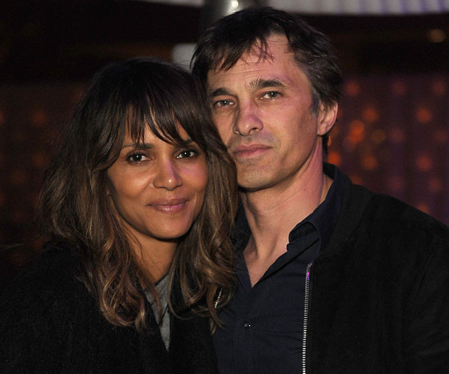 """**Maceo:** Halle Berry and her husband, Olivier Martinez named their son, Maceo, which means """"heavy staff or club."""" *Image: Getty.*"""