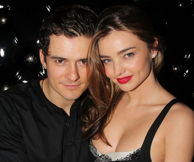 "**Flynn:** Genetically-blessed former couple, Miranda Kerr and Orlando Bloom named their equally gorgeous son, '[Flynn](https://www.nowtolove.com.au/celebrity/celeb-news/miranda-and-orlando-come-together-for-their-son-flynn-27629|target=""_blank"")'. *Image: Getty.*"