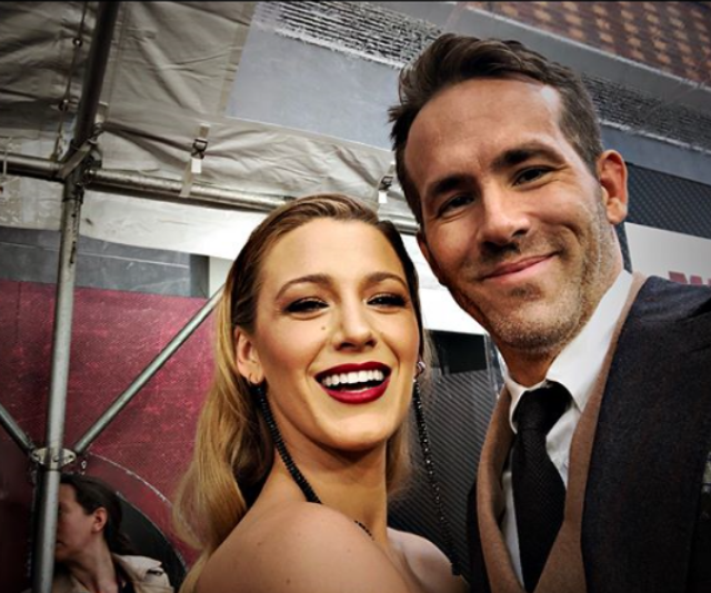 """**Ines:** [Blake Lively and Ryan Reynolds](https://www.nowtolove.com.au/celebrity/celeb-news/ryan-reynolds-and-blake-lively-reveal-baby-name-33157