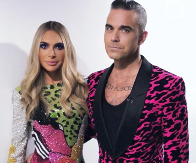 """**Theodora**: Pop star [Robbie Williams](https://www.nowtolove.com.au/celebrity/celeb-news/robbie-williams-and-ayda-fields-welcome-baby-girl-25600