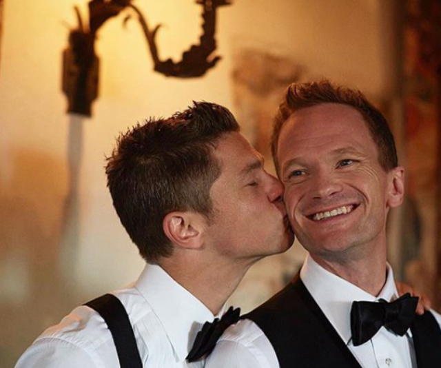 "**Gideon:** [Neil Patrick Harris](https://www.nowtolove.com.au/celebrity/celeb-news/neil-patrick-harris-weds-david-burtka-in-italy-26350|target=""_blank"") and David Burtka named their son Gideon Scott. The Scott part a nod to Harris' mum, Sheila Scott. *Image: Instagram/NeilPatrickHarris.*"