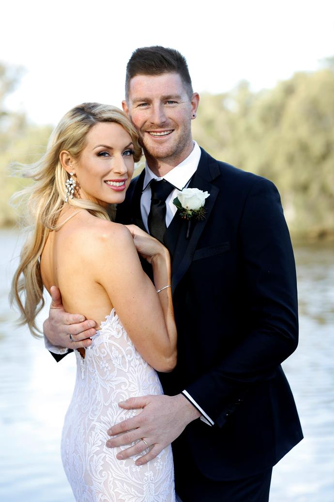 Nick and Sharon didn't find everlasting love on MAFS.