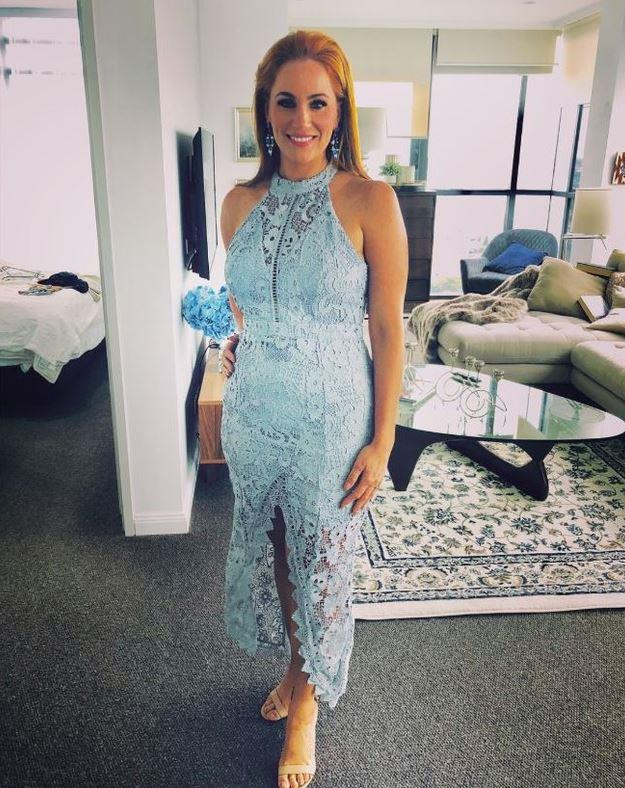 The stunning 36-year-old has been inundated with emails from Australian women asking where she gets her clothes from. *(Image: Instagram / @julesrobinson82)*
