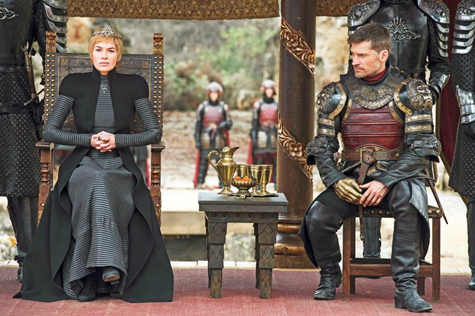 The cracks in the Lannister family are showing.
