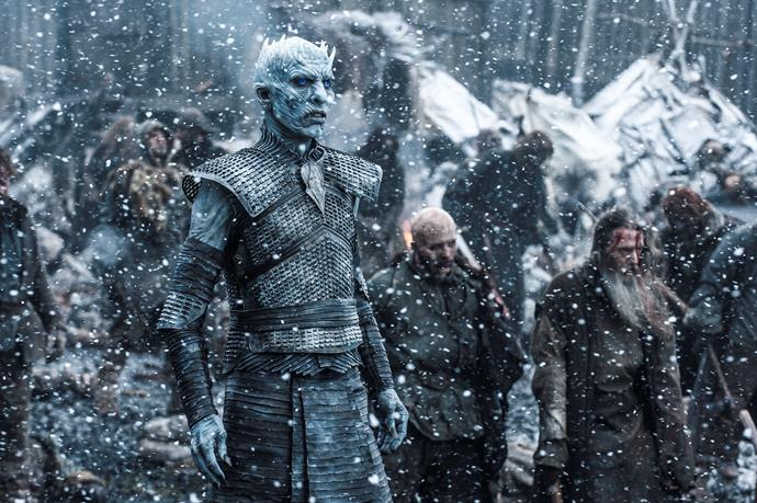 The Night King is heading to Westeros.