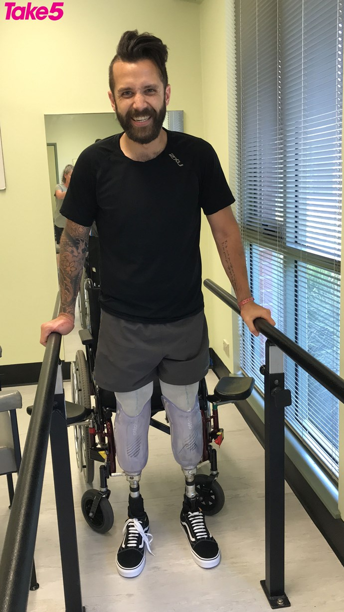 My first 