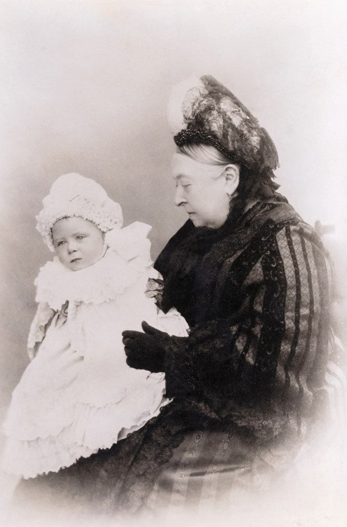 """When it came to medicine, royals weren't usually allowed anaesthetics. But Victoria wasn't one to shy away from testing the rules. She was administered a form of drug called chloroform to lessen the pain when delivering Prince Leopold and Princess Beatrice, and she even went so far as to call the ensuing sensation as """"blessed""""! *(Image: Getty)*"""