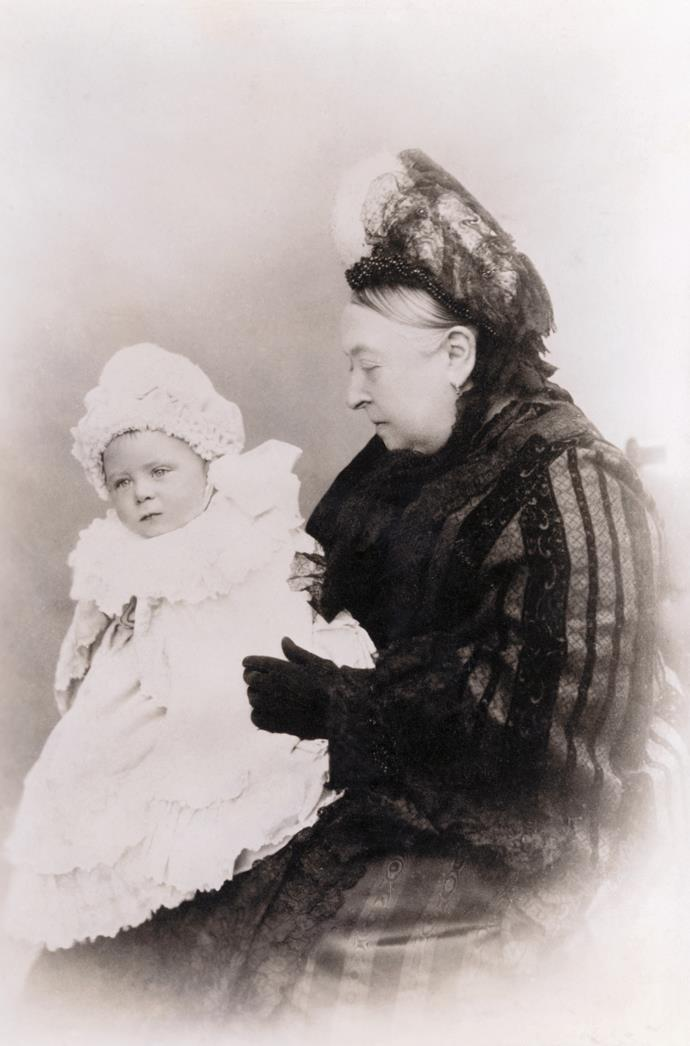 """When it came to medicine, royals weren't usually allowed anaesthetics. But Victoria wasn't one to shy away from testing the rules. She was administered a form of drug called chloroform to lessen the pain when delivering Prince Leopold and Princess Beatrice, and she even went so far as to call the ensuing sensation as """"blessed""""!"""