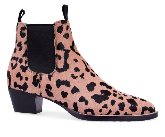 Forget slippers, winter boots are a much more indulgent idea. *Image: Bared footwear.*