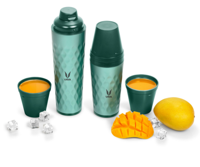 Show mum you know that she cares with an eco-friendly gift that she'll be able to use forever. *Image: Vaya.*