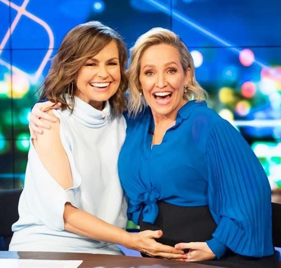 Lisa Wilkinson and Fifi Box are close friends on and off-air. *(Image: Instagram / @Fifi_box)*