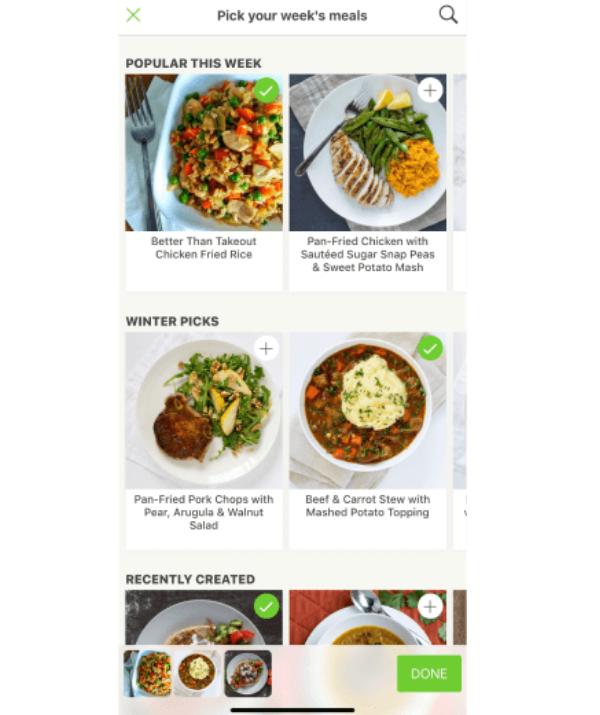 """Mealime makes meal times easy. *Image: [Mealime](https://www.mealime.com/