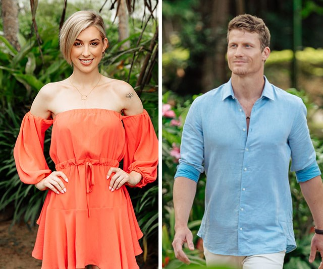 Richie and Alex have been caught up in a dramatic love triangle. *(Image: Network Ten)*
