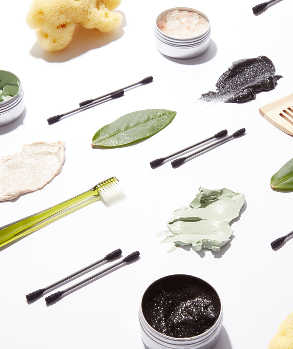 Going green with your beauty routine is a great excuse to sample new products. *(Image: Getty)*