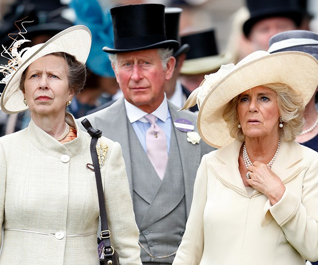 Charles and Anne couldn't be more different, according to sources. *(Image: Getty)*