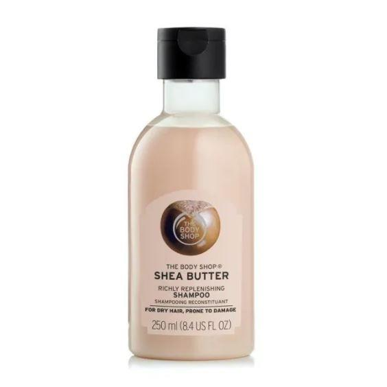 "The Body Shop Shea Butter Richly Replenishing Shampoo & Conditioner $13 each *([thebodyshop.com](https://www.thebodyshop.com/en-au/|target=""_blank""