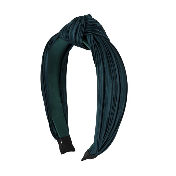 """It comes in teal too! Available online [here](https://www.kmart.com.au/product/hard-knot-headband---teal/2451840