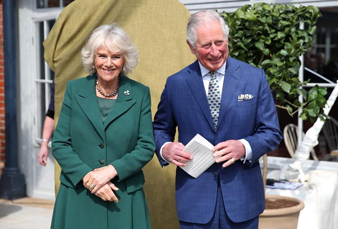 Prince Charles is understood to be very excited for the Royal Baby's arrival. *(Image: Getty)*