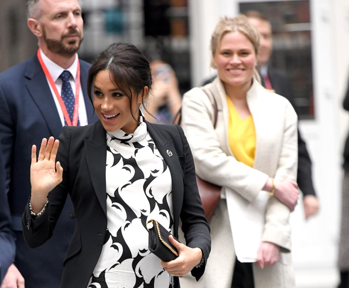Duchess Meghan will likely break royal tradition as she hand-picks a new nanny for Baby Sussex. *(Image: Getty)*