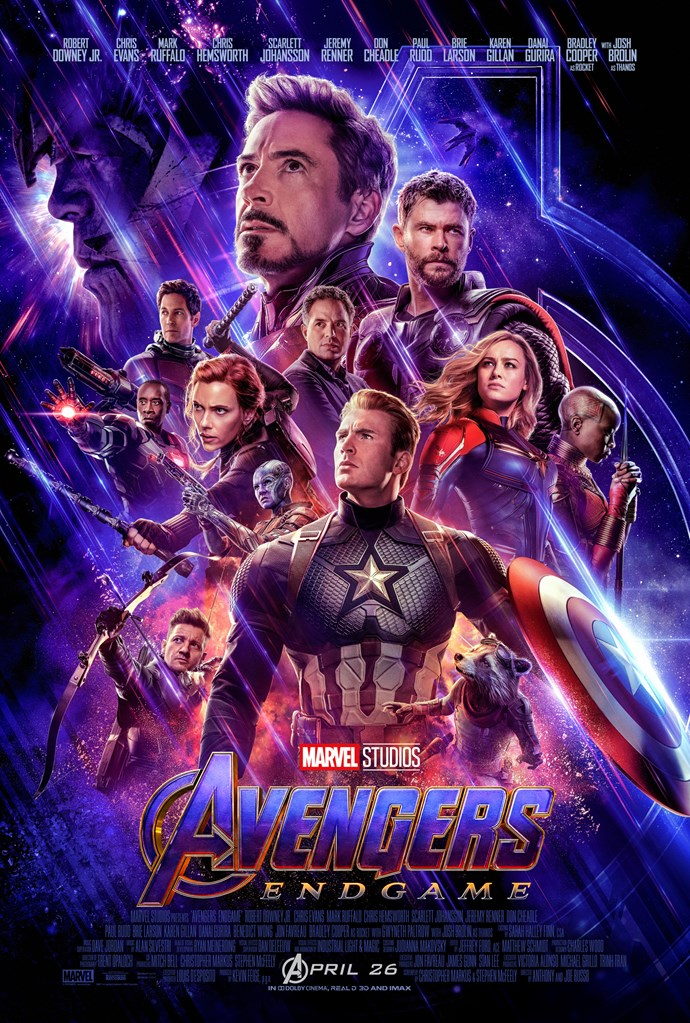 Official movie poster *(Marvel Studios)*
