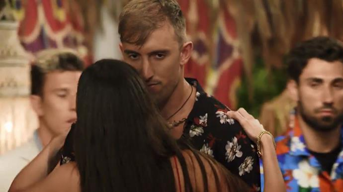 """Brittney says Ivan had """"no respect"""" for her (Image: Network 10)."""